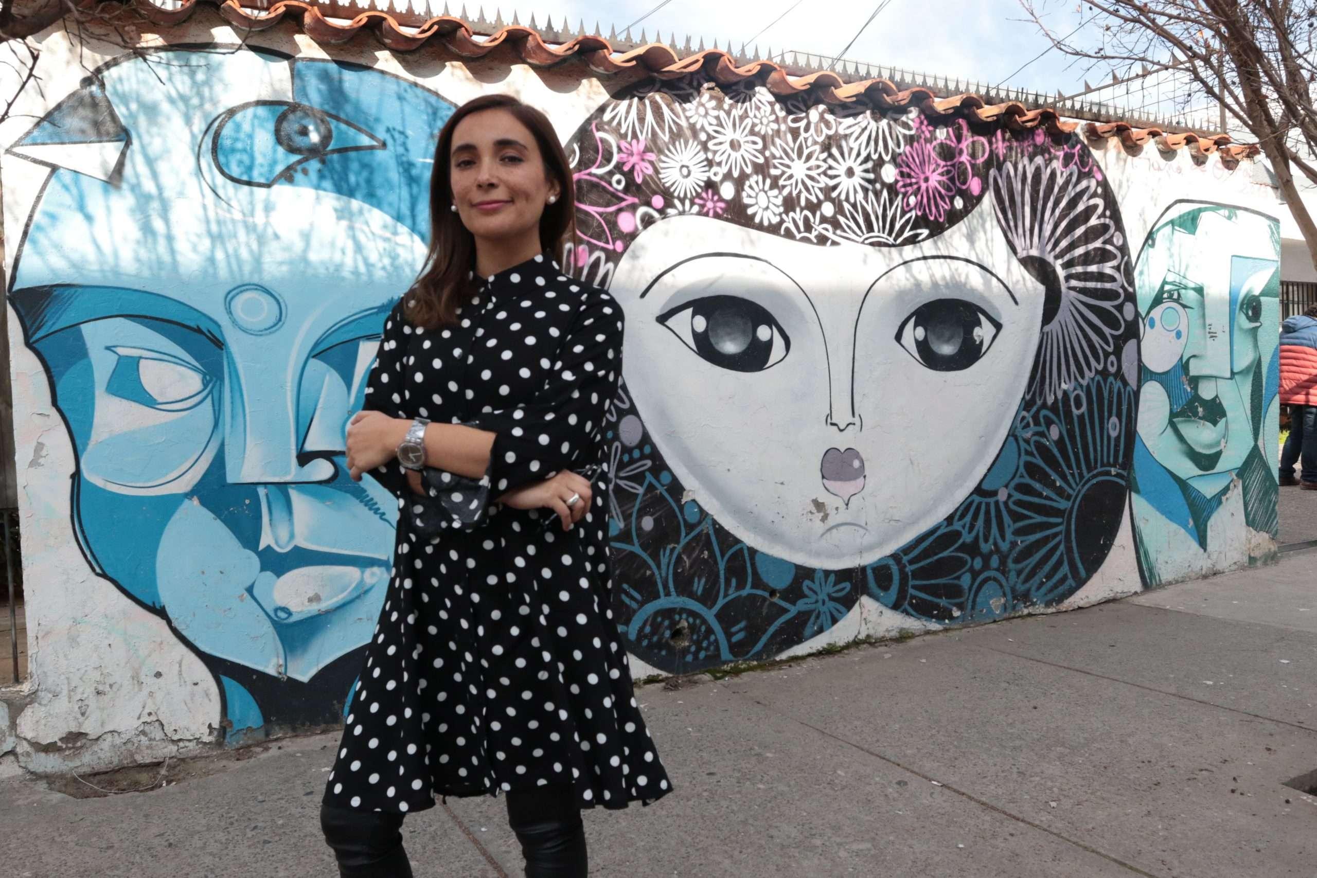 Bárbara Prudant con Mano de Obra – Germán Riesco.
